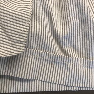 clockhouse Shorts - Clockhouse striped shorts with belt